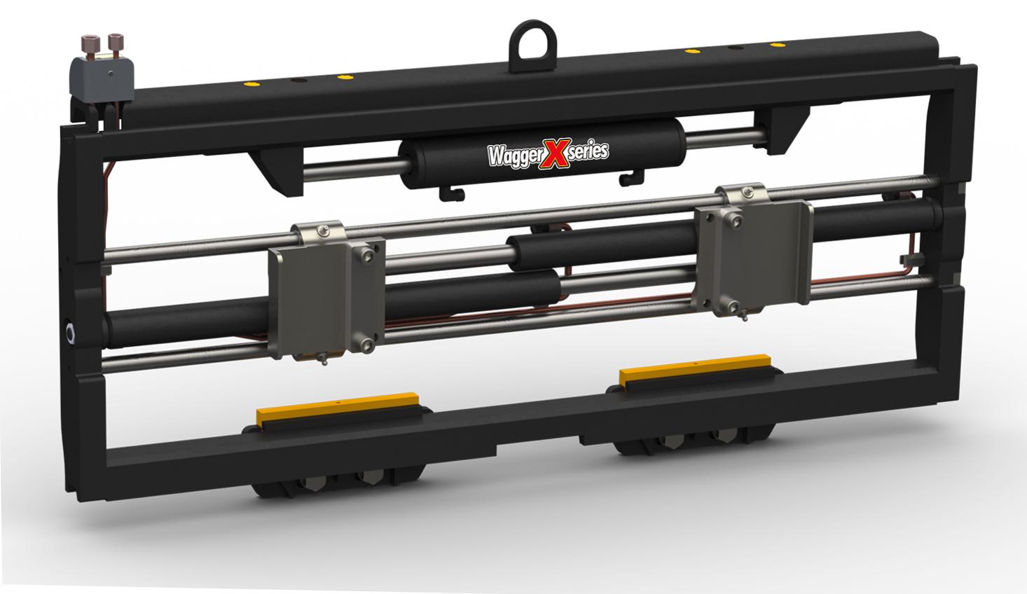 Fork Positioner – Sideshifting