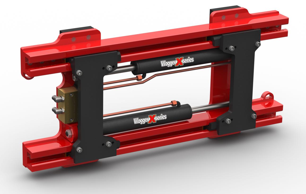 Fork Positioner – Integrated Sideshifting