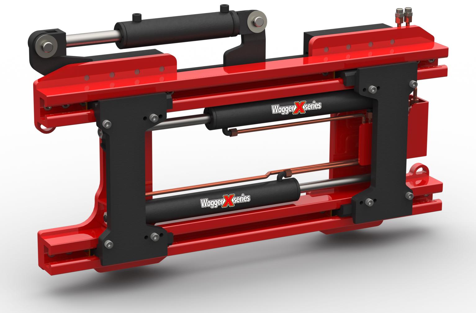 Fork Positioner – Separate Sideshifting