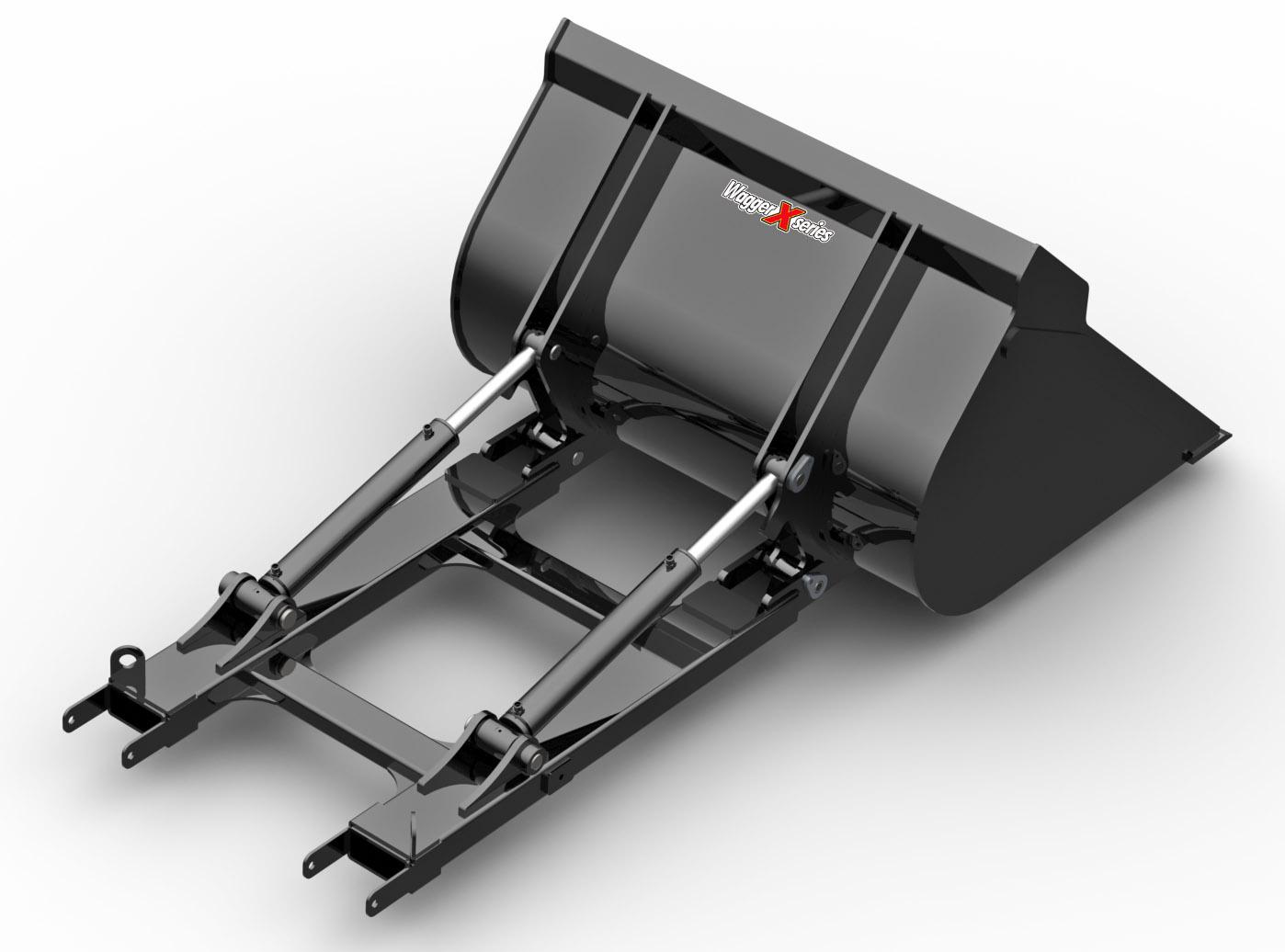 Hydraulic Bucket