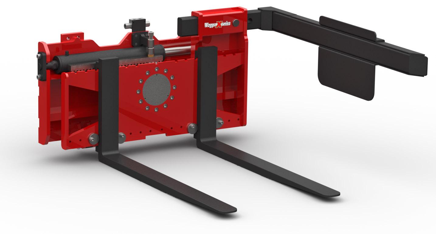 180° Rotator with Side Arm