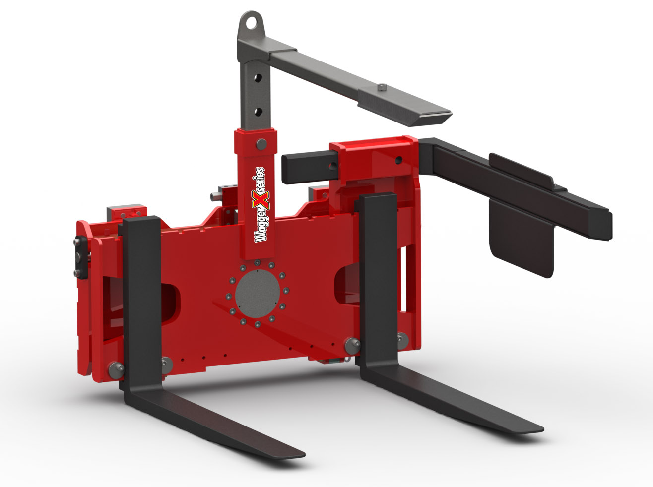 180° Rotator with Side Arm & Upper Arm